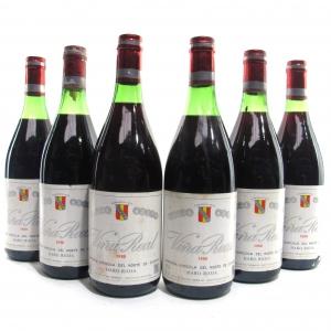 CVNE Viña Real 1980 Rioja Crianza 6x75cl