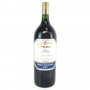 CVNE Imperial 2001 Rioja Gran Reserva 150cl