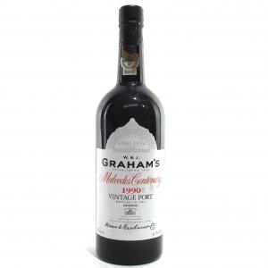 "Graham's ""Malvedos"" 1990 Vintage Port"