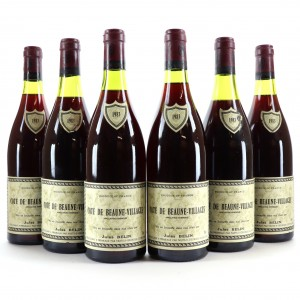 J.Belin 1983 Côte-de-Beaune-Villages 6x75cl
