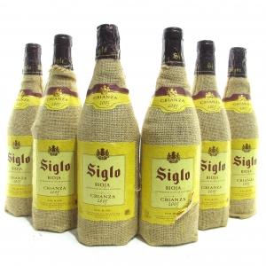 AGE Siglo 2005 Rioja Crianza 6x75cl