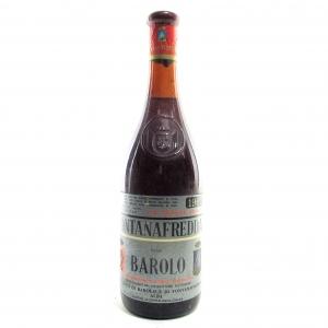 Fontanafredda 1961 Barolo