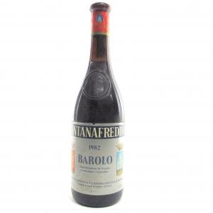 Fontanafredda 1982 Barolo