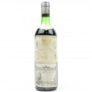 Marques De Riscal 1973 Rioja Reserva