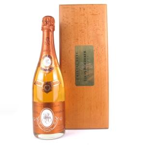 """Louis Roederer """"Cristal"""" 1996 Vintage Champagne"""