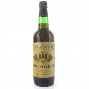 Torres Dry Solera Fortified Wine