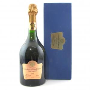 "Taittinger ""Comtes de Champagne"" 2003 Rose"