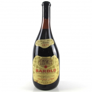 Vecchia Landa 1973 Barolo