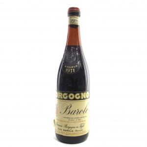 Borgogno 1971 Barolo Riserva