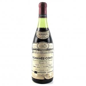 Dom. de la Romanee-Conti 1974 Grand-Cru