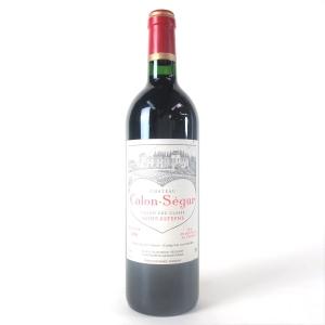 Ch. Calon-Segur 1998 Saint Estephe 3eme-Cru