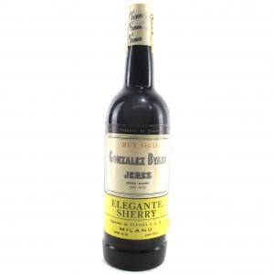 Gonzalez Byass Elegante Fino Sherry