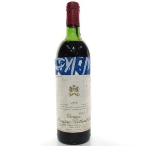 Ch. Mouton-Rothschild 1976 Pauillac 1er-Cru