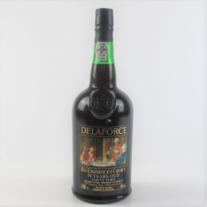 Delaforce His Eminence's Choice 10 Year Old Tawny Port 1 Litre