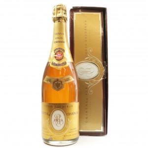 Louis Roederer Cristal 1979 Vintage Champagne