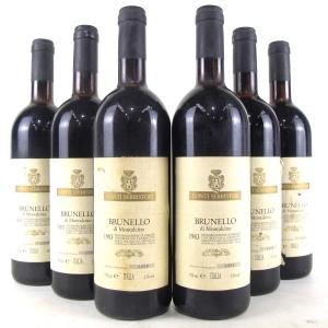 Conti Serristori 1983 Brunello di Montalcino 6x75cl