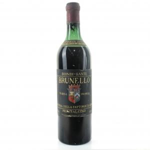 Biondi-Santi 1955 Brunello di Montalcino Riserva