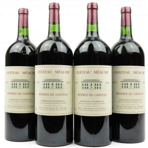 Ch. Meaume 2011 Bordeaux Superieur 4x150cl