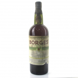Borges & Irmao Port / Bottled 1963