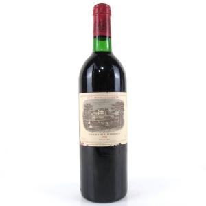 Ch. Lafite-Rothschild 1981 Pauillac 1er-Cru