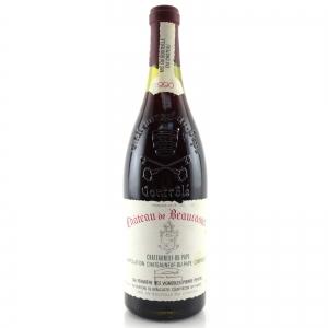 Ch. De Beaucastel 1990 Chateauneuf-Du-Pape