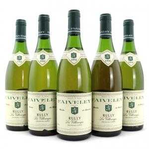 Faiveley Les Villeranges 1992 Rully 5x75cl