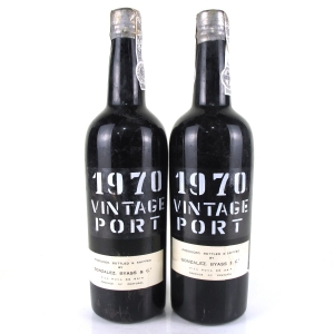 Gonzalez Byass 1970 Vintage Port 2x75cl
