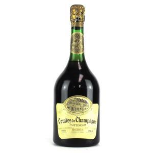 """Taittinger """"Comtes de Champagne"""" 1969 Blanc De Blancs"""