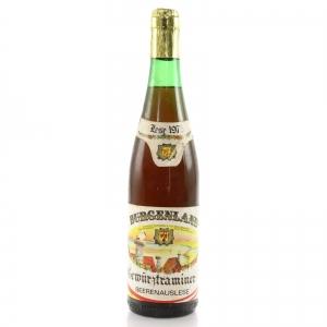 Gassner Gewurztraminer Beerenauslese 1975 Burgenland