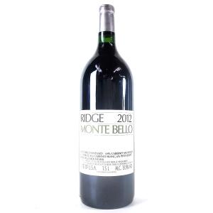 Ridge Monte Bello 2012 Sonoma 150cl