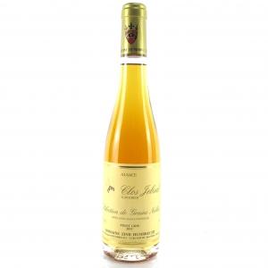 """Dom. Z.Humbrecht """"Clos Jebsal"""" Pinot Gris Selection-De-Grains-Noble 2011 Alsace 37.5cl"""