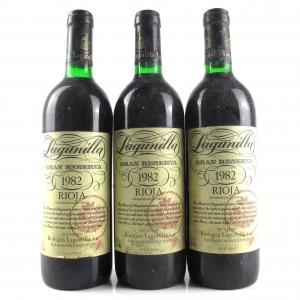 Lagunilla 1982 Rioja Gran Reserva 3x75cl