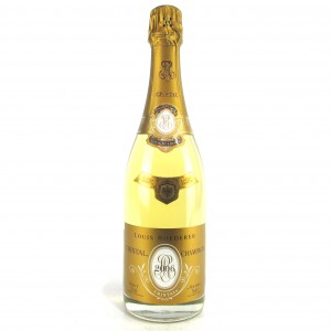 """Louis Roederer """"Cristal"""" 2006 Vintage Champagne"""