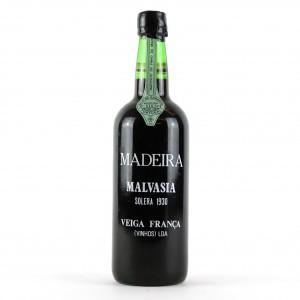 Veiga Solera 1930 Malvasia Madeira