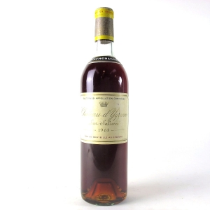 Ch. d'Yquem 1968 Sauternes 1er-Cru-Superior