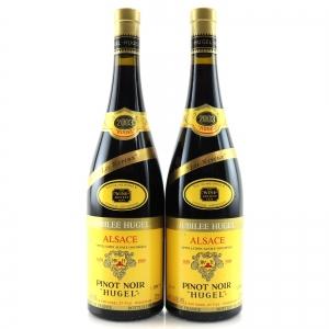 Hugel Jubilee Les Neveux Pinot Noir 2003 Alsace 2x75cl