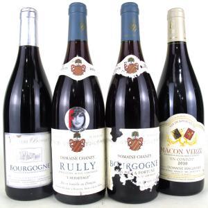 Assorted 2000s Burgundian Pinot Noir 4x75cl