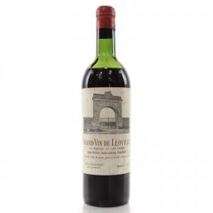 Ch. Leoville Las Cases 1955 Saint-Julien 2eme-Cru