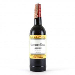 Gonzalez Byass La Concha Amontillado NV Sherry