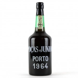 Pocas Junior 1964 Colheita Port
