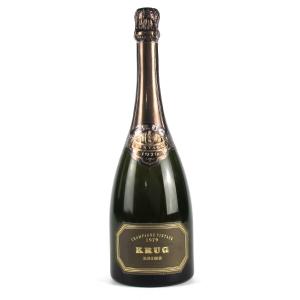 Krug Vintage 1979 Champagne