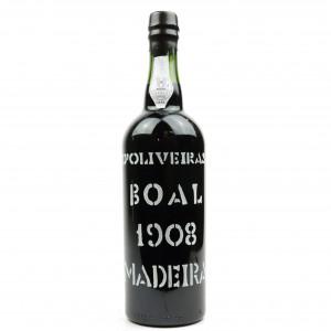 D'Oliveiras 1908 Boal Madeira