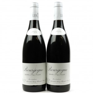 Leroy 2015 Bourgogne 2x75cl
