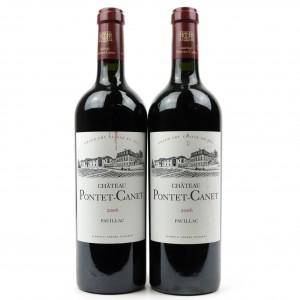 Ch. Pontet-Canet 2006 Pauillac 5eme-Cru 2x75cl