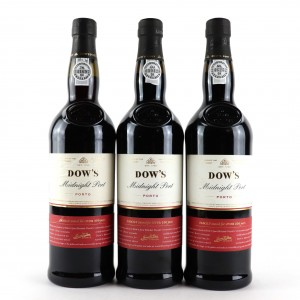 Dow's Midnight Port 3x75cl