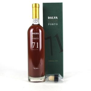 """Dalva """"Golden White"""" 1971 Colheita Port"""