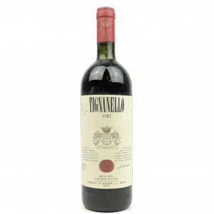 Tignanello 1982 Tuscany