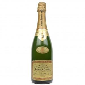 Laurent-Perrier Brut 1990 Vintage Champagne