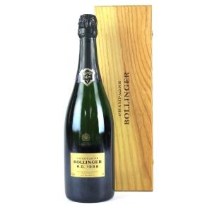 Bollinger R.D. 1988 Vintage Champagne