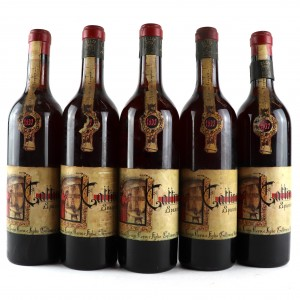 L.Nervi Spanna 1977 Gattinara / 5 Bottles